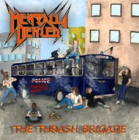 MENTALLY DEFILED - The Thrash Brigade