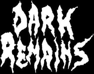 DARK REMAINS - A Construct To Obliterate