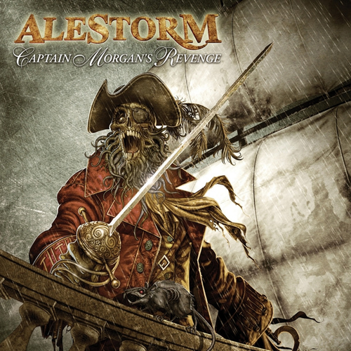 ALESTORM - Captain's Morgan Revenge