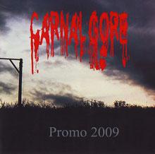 CARNAL GORE - Promo 2009