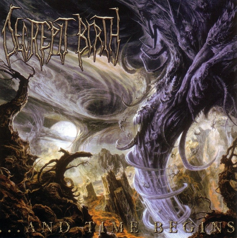 DECREPIT BIRTH - ...And Time Begins
