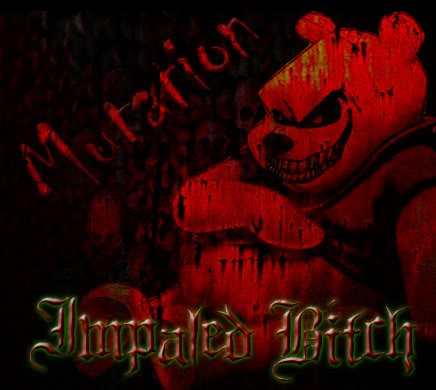 IMPALED BITCH - Mutation