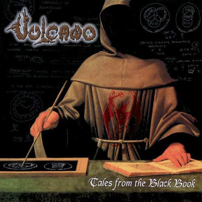 VULCANO - Tales From The Black Book