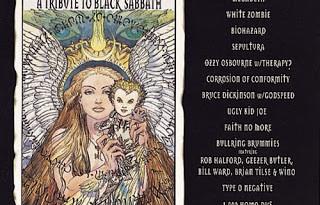 A.A. V.V. - Nativity In Black (Tributo Ai Black Sabbath)