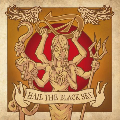 DEVILLE - Hail The Black Sky