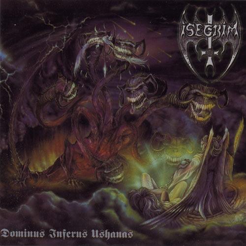 ISEGRIM - Dominus Inferus Ushanas