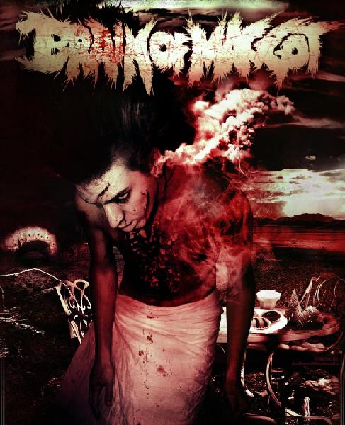 BRAIN OF MAGGOT - Promo 2009