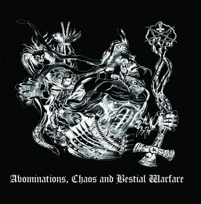 ADOKHSINY / WARGOATCULT / WICKED / Надимач / LAND OF HATE   - Abominations, Chaos And Bestial Warfare