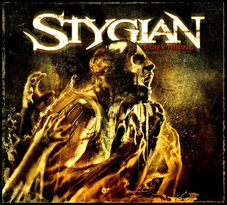 STYGIAN - Fury Rising