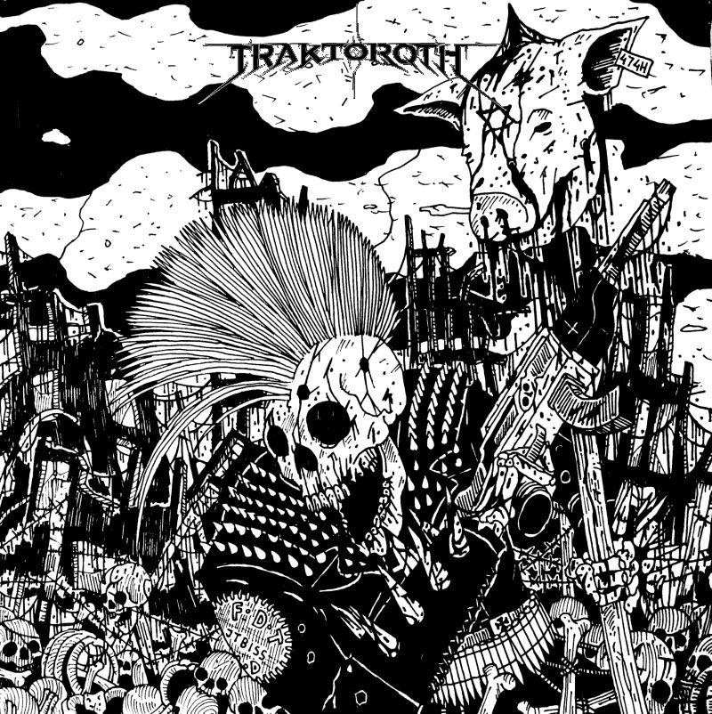 TRAKTOROTH - Nervoza