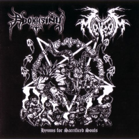 ADOKHSINY / MAKAM - Hymns For Sacrificied Souls