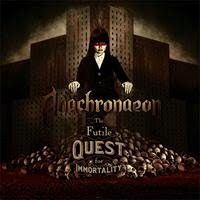 ANACHRONAEON - The Futile Quest For Immortality