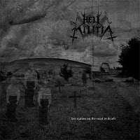 HELL MILITIA - Last Station On The Road To Death