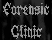 FORENSIC CLINIC - Robe Of Immortality