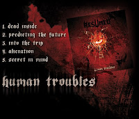 RESUMED - Human Troubles