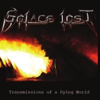 SOLACE LOST - Transmissions Of A Dying World