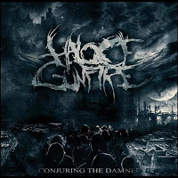 HALO OF GUNFIRE - Conjuring The Damned