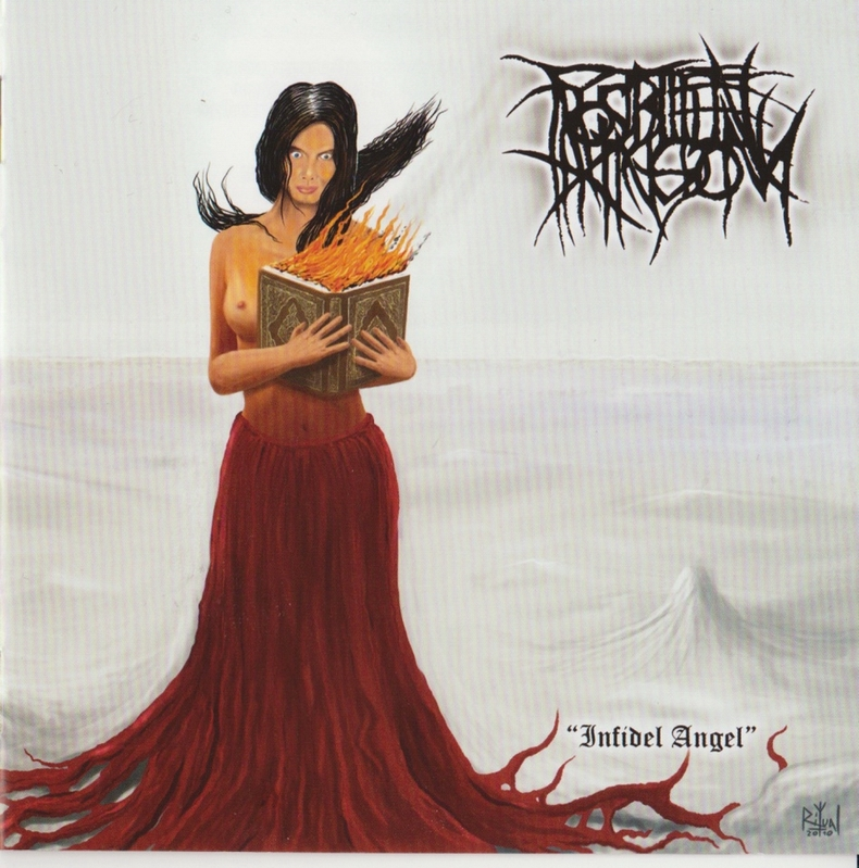 FROSTBITTEN KINGDOM - Infidel Angel