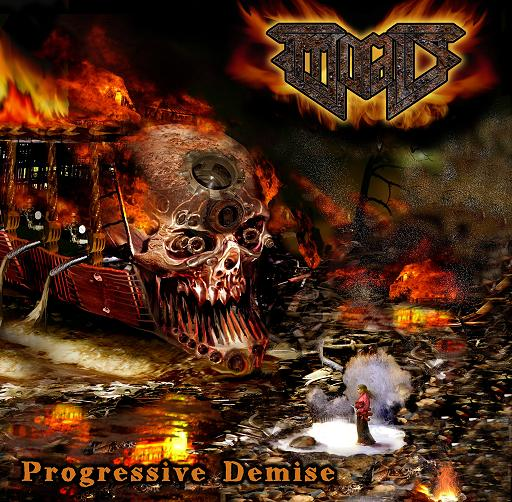 IMMORALIST - Progressive Demise