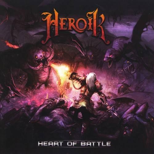 HEROIK - Heart Of Battle