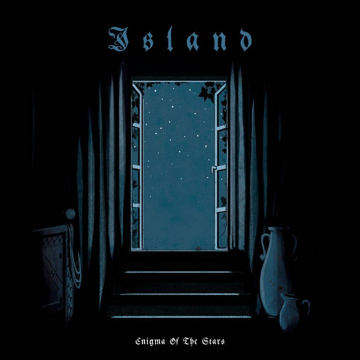 ISLAND - Enigma Of The Stars