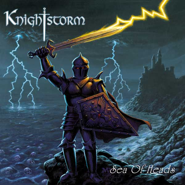KNIGHTSTORM - Sea Of Heads