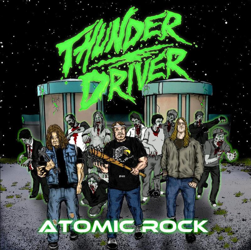 THUNDER DRIVER - Atomic Rock