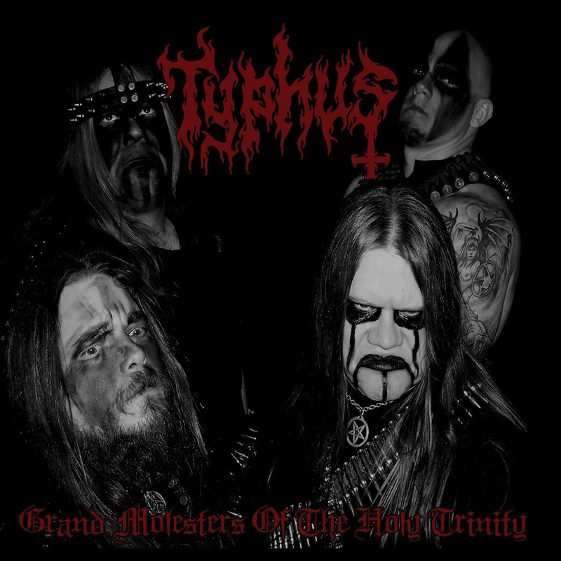 TYPHUS - Grand Molesters Of The Holy Trinity