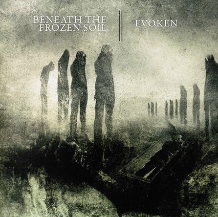 EVOKEN / BENEATH THE FROZEN SOIL - Split