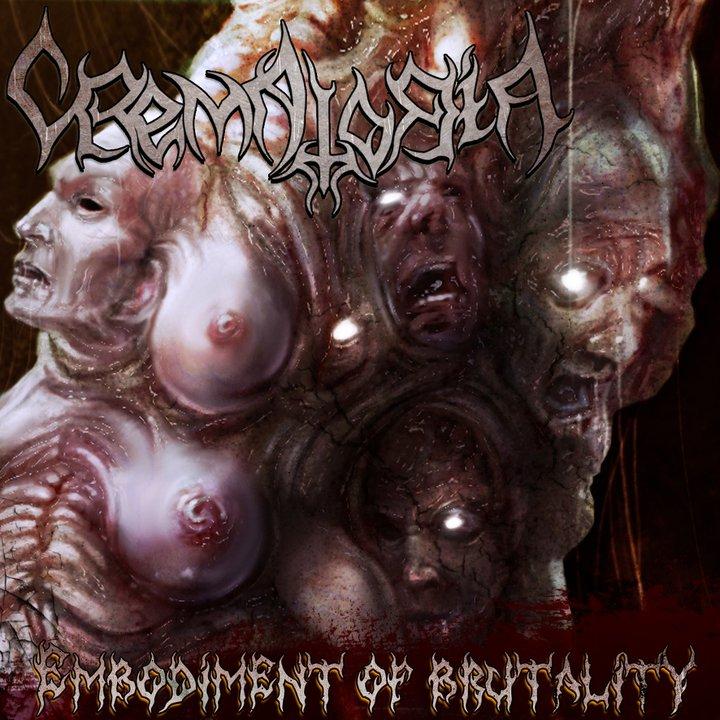 CREMATORIA - Embodiment Of Reality