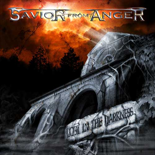 SAVIOR FROM ANGER - Lost In The Darkness