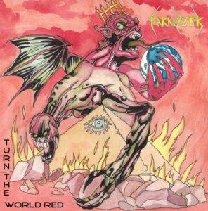 PARALYZER - Turn The World Red