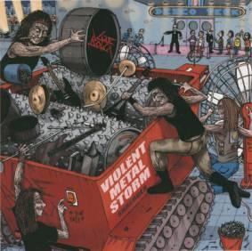 GAE BOLGA - Violent Metalstorm