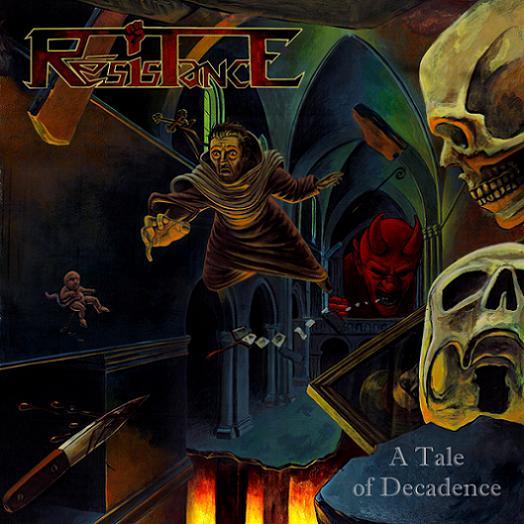 RÉSISTANCE - A Tale Of Decadence
