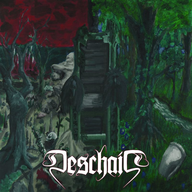 DESCHAIN - Upon The Oaken Throne