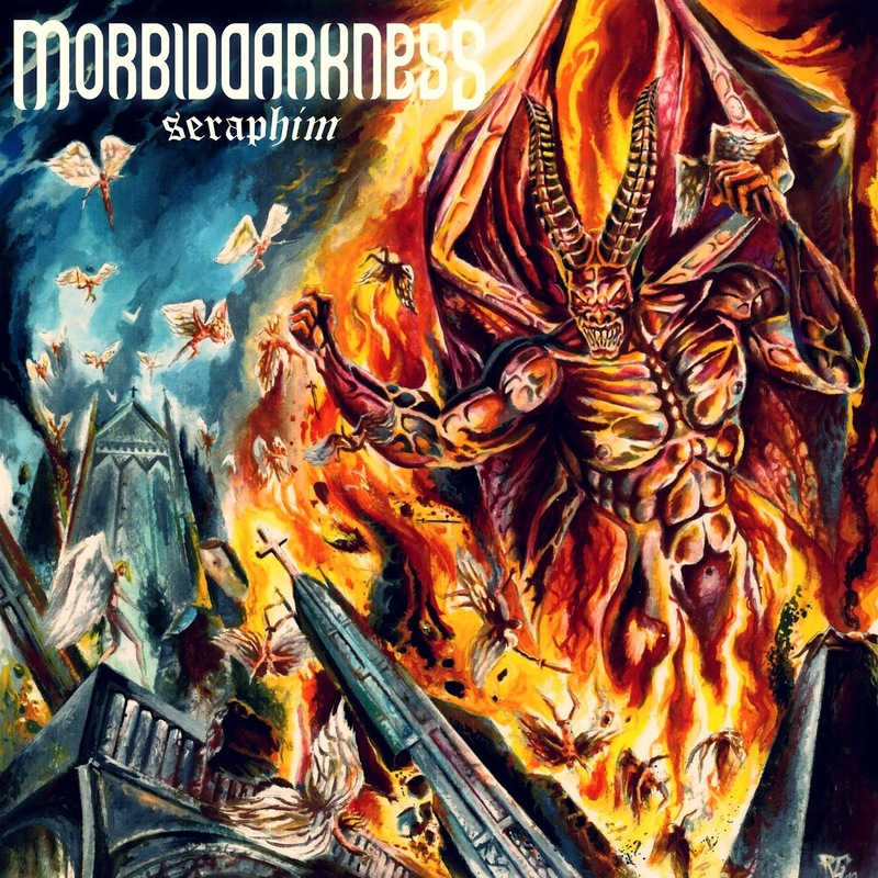 MORBID DARKNESS - Seraphim
