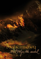 SACRIMONY - ...And Abyss He Created