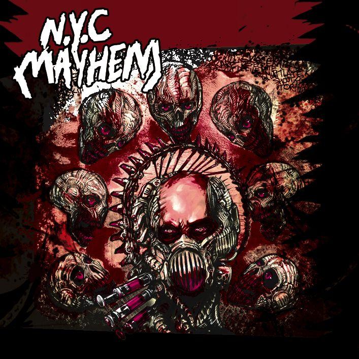 N.Y.C. MAYHEM - The Metal Crossover Days