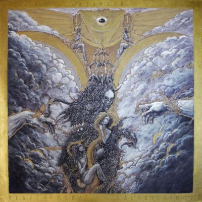 AZARATH - Blasphemer's Maledictions