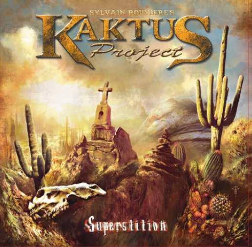 KAKTUS PROJECT - Superstition