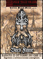 TORINO BLACK METAL Pt. I