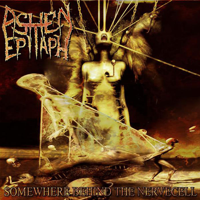 ASHEN EPITAPH - Somewhere Behind The Nervecell / Promo 2010