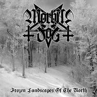 MORBID FOG - Aggelon Apokathilosis / Frozen Landscapes Of The North