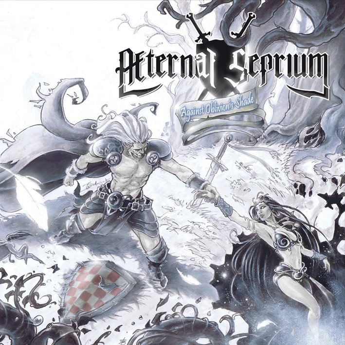 AETERNAL SEPRIUM - Against Oblivion's Shade
