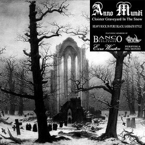 ANNO MUNDI - Cloister Graveyard In The Snow