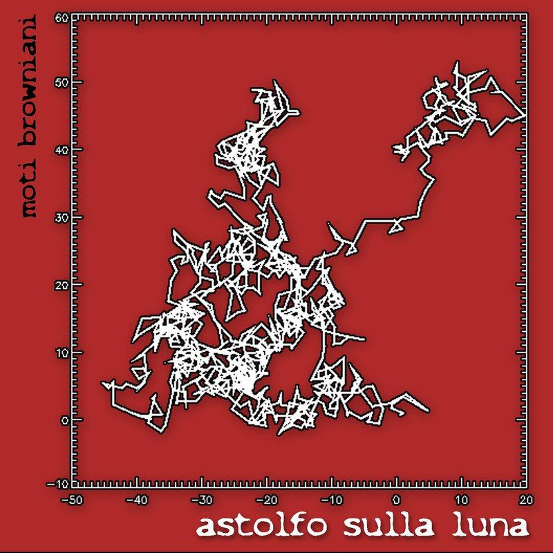 ASTOLFO SULLA LUNA - Moti Browniani