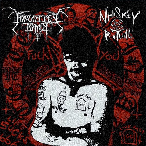 FORGOTTEN TOMB / WHISKEY RITUAL - A Tribute To GG Allin