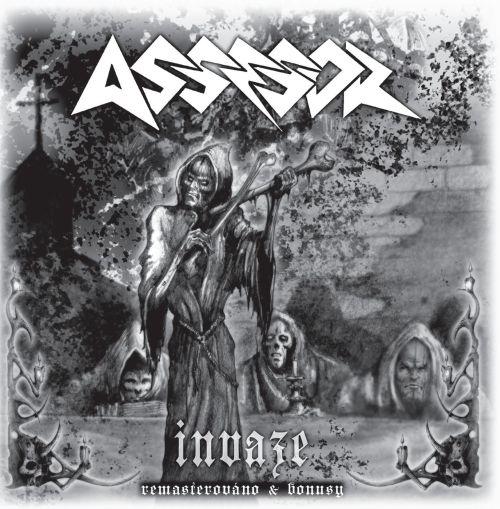 ASSESSOR - Invaze Live Tour 1990