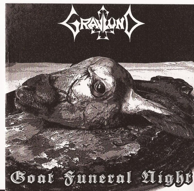 GRAVLUND - Goat Funeral Night