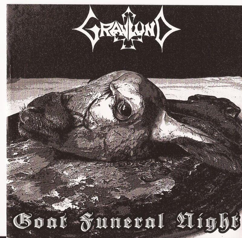 GRAVLUND - Goat Funeral Night